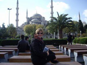 Sun Break in Istanbul!